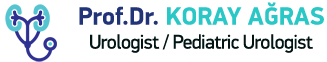 Prof. Dr. Koray Ağras - Urologist / Pediatric Urologist